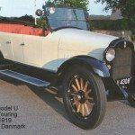 1919 Case Model U