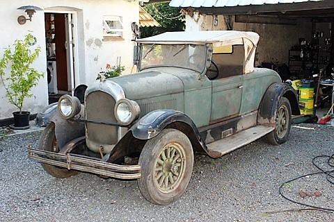1926 Chrysler Ladefund