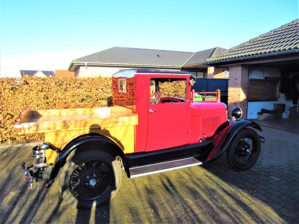 1928 Ford A pick up