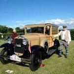 1931 Ford A Traveler