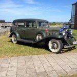 1932 Cadillac V8