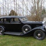 1934 Pierce Arrow