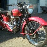 1937 Rudge Ulster