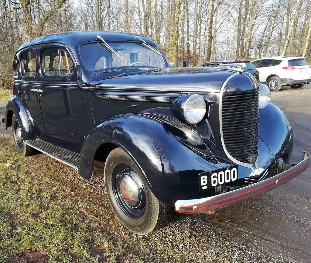 1938 DeSoto 6 cylindret