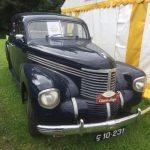 1939 Opel Kaptain