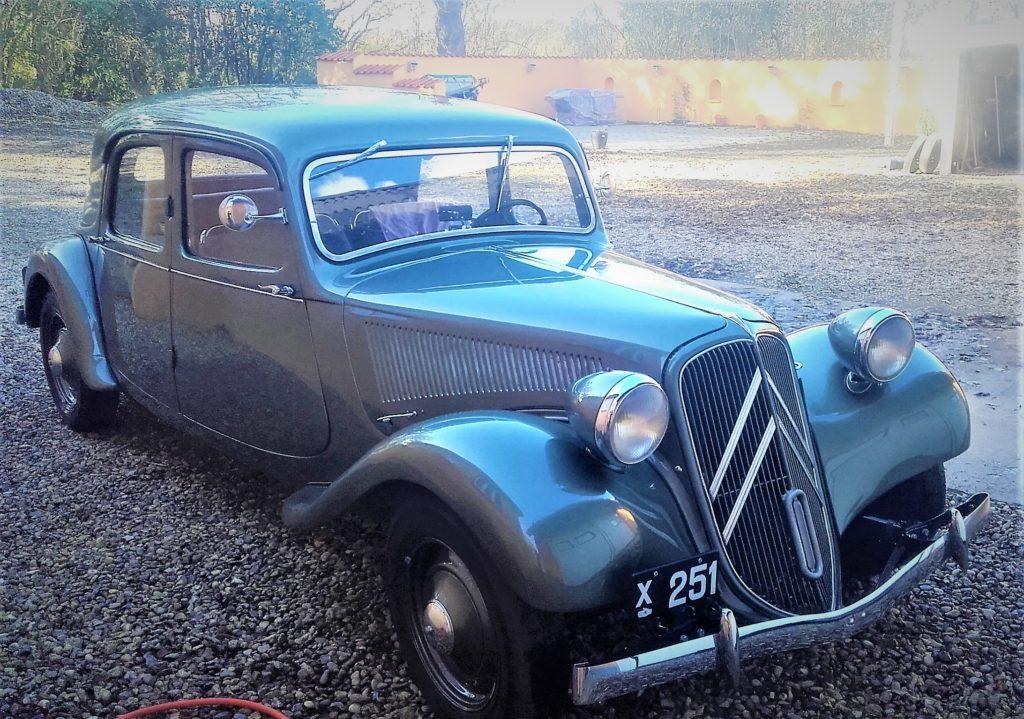 1949 Citroën 11B