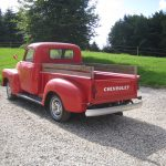 1950 Chevy Pick Up 3100