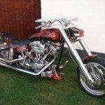 1951 Harley Davidson