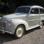 1953 FIAT 500C