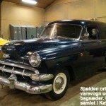 1954 Chevrolet Van