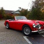 1958 Austin Healey 100
