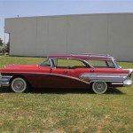 1958 Buick Century Caballero