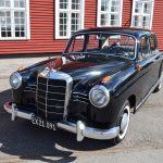 1958 Mercedes Ponton 190B