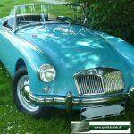 1959 MGA 1500