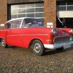 1959 Opel Rekord P1