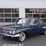 1960 Chevrolet Impala 4dr
