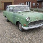 1960 Opel P1