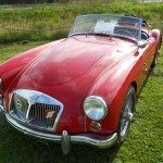 1961 MG A 1600 MKII cabriolet