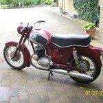 1961 Puch 175ccm