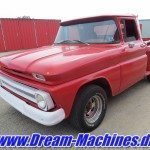 1962 Chevrolet C10 Stepside Pickup