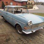 1962 Opel P2