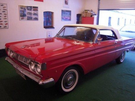 1964 Ford Comet Caliente