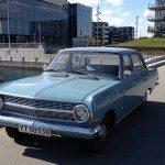 1965 Opel Rekord A