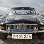 1966 MG B 1.8 Roadster