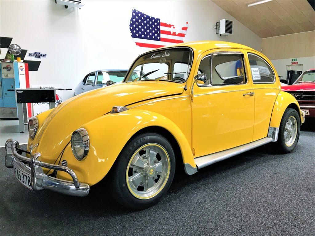 1967 VW Bobbel 1300ccm