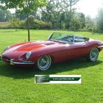 1968 Jaguar E Serie 1