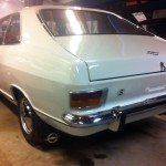1969 Opel Kadett Coupe