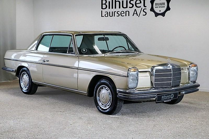 1970 Mercedes 250 CE