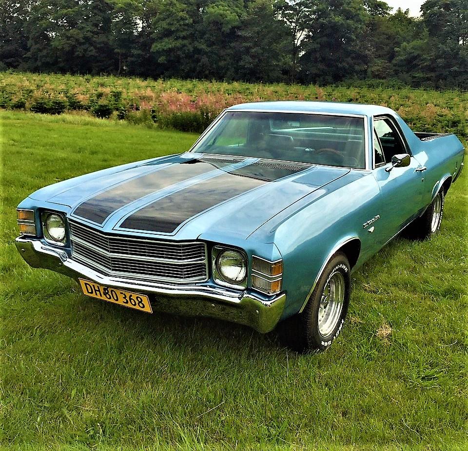 1971 Chevrolet El-Camino