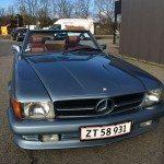 1971 Mercedes 350 SL