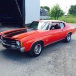 1972 Chevrolet SS Coupe