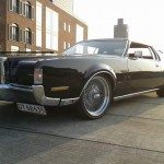 1972 Ford Lincoln