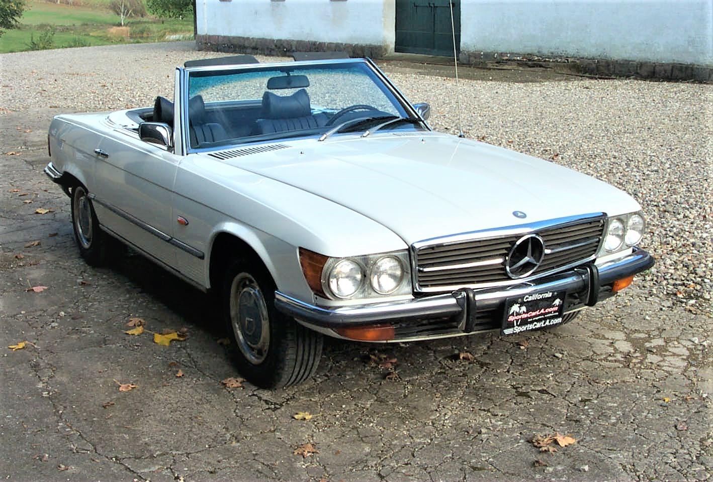 1972 Mercedes-Benz 450SL