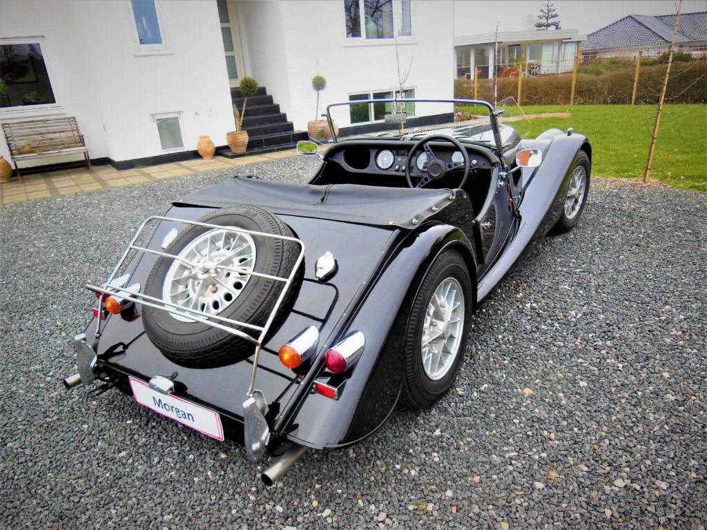 1972 Morgan PLus 8