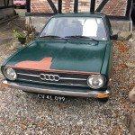 1973 Audi 80S