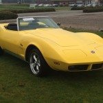 1973 Corvette Stingray C3