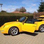 1973 Porsche 911 Cabriolet