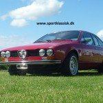 1975 Alfa Romeo Alfetta 1,8 GT.
