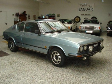 1975 Audi 100S Coupe