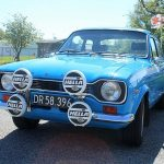 1975 Ford Escort MK1 Mexico replika