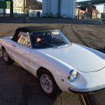 1976 Alfa Romeo Spider 1600