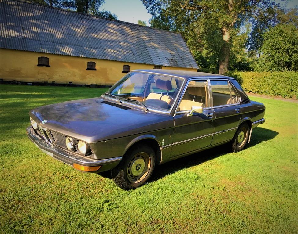 1976 BMW e28 518