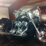 1976 Harley Davidson 1550