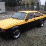 1976 Opel Kadett Coupé