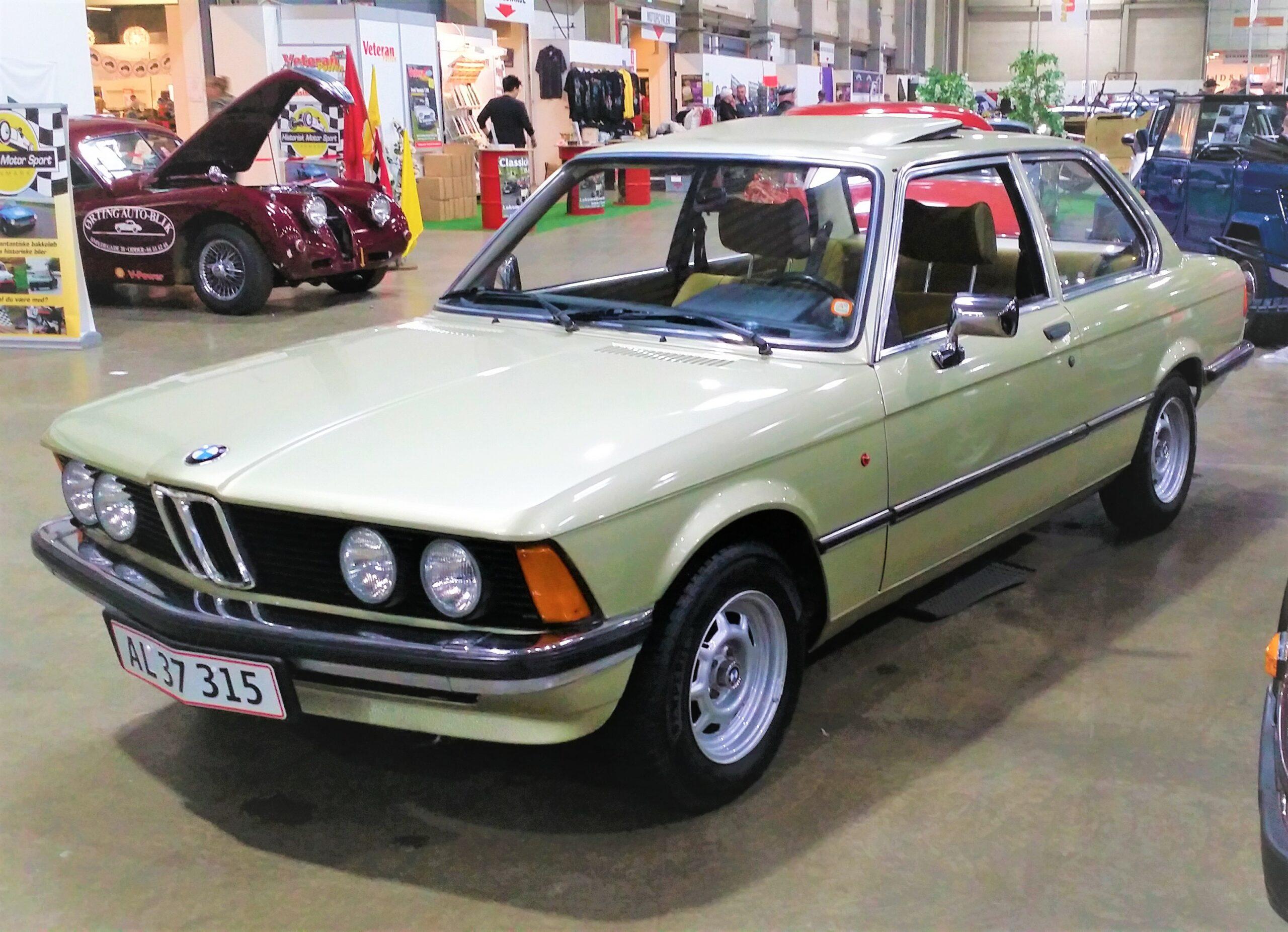 1978 BMW e21 320