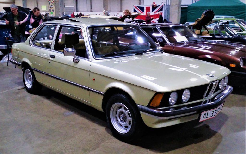 1978 BMW e21 6 cylindret